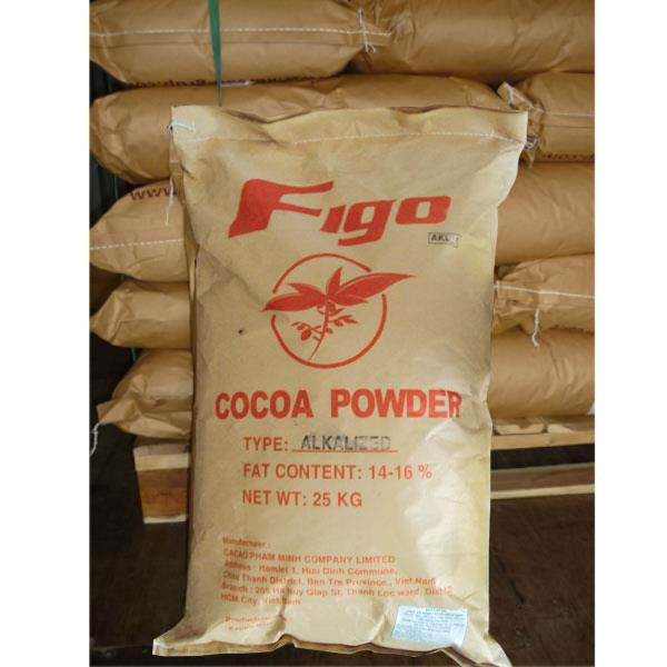 Bán sỉ lẻ số lượng tấn Bột cacao nguyên chất nhập khẩu Malaysia mã GP-280
