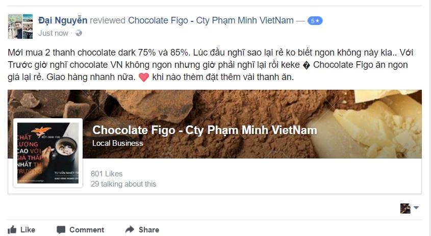 Có nên ăn socola đen khi bị tiêu chảy không?