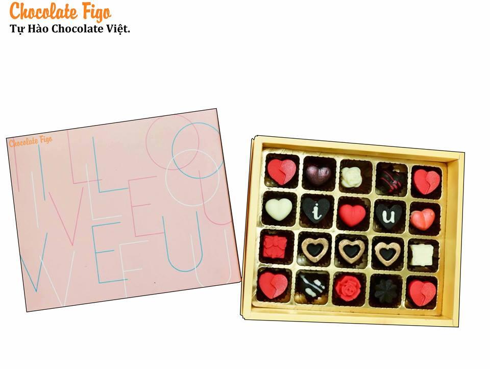 Mua sỉ Hộp quà tặng Socola Valentine giá rẻ ở đâu ?