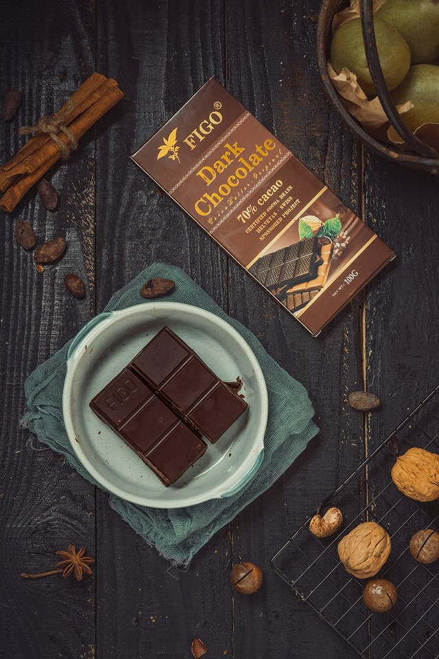Thương hiệu Socola Figo Việt Nam ( Chocolate Viet Nam Brand )