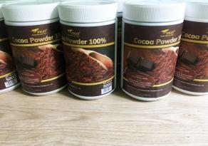 Bột cacao nguyên chất chuyên dụng cho pha chế các thức uống cho các quán cà phê ( coffee ) Figo 500g