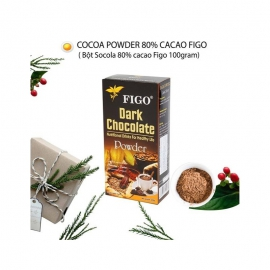 Bột Socola 80% cacao 250g