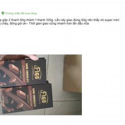 Combo 11 Hộp dủ loại Chocolate Figo 550gram
