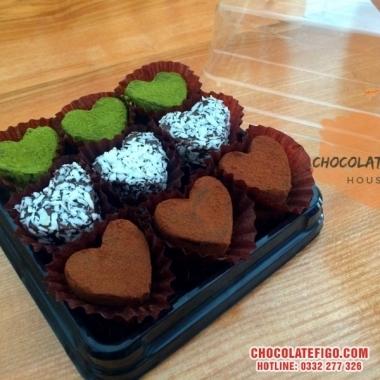 Công thức làm bánh Nama chocolate ( Nama Sô cô la ) tại nhà
