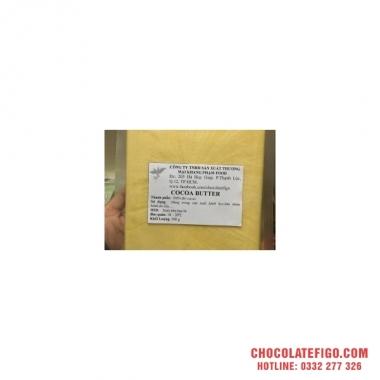 Công ty cung cấp Bơ cacao nguyên chất cho các Spa mỹ phẩm TPHCM