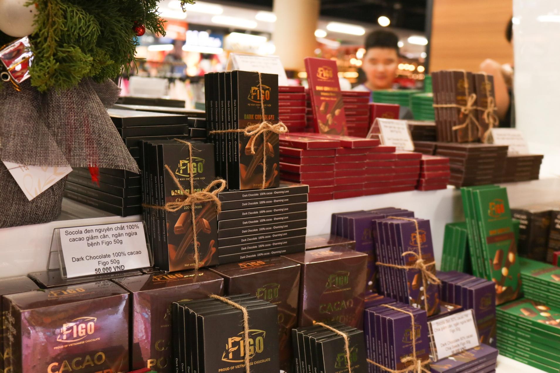 Cửa hàng Chocolate ngon Quận 1 bạn có biết ?