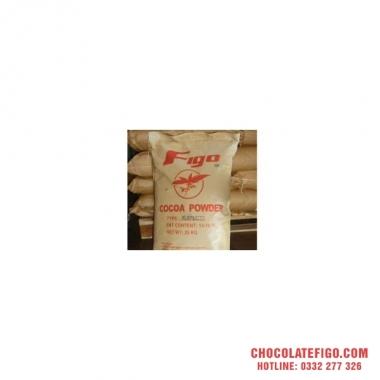 Cung cấp bột cacao nguyên chất nhập khẩu Malaysia, Indonesia bao 25kg giá tốt tận xưởng