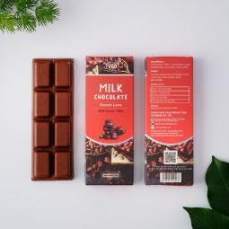 [ĂN LÀ NGHIỆN] Kẹo socola sữa Hạt cacao 20g 50% cacao FIGO