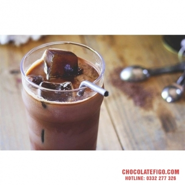 Hướng dẫn cách pha chế cacao sữa đá cà phê