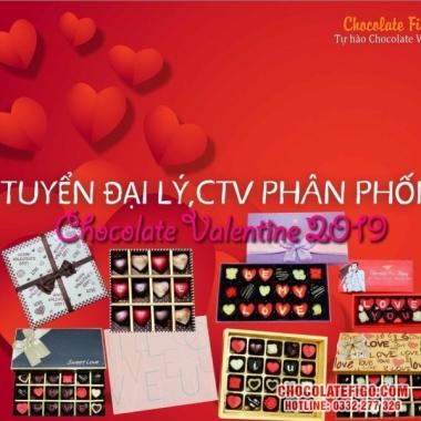 Mua bán Sỉ lẻ Socola quà tặng Valentine 2019 Toàn quốc