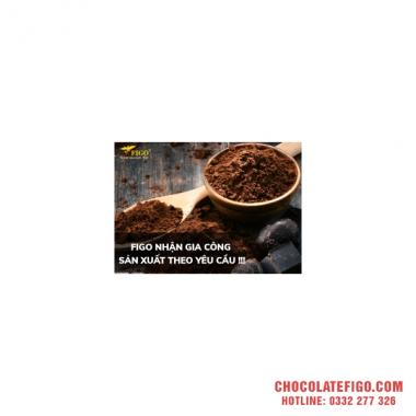Qui trình gia công sản xuất Bột cacao, bột ngũ cốc, chocolate
