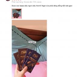 Set quà tặng Chocolate Medium Love Figo