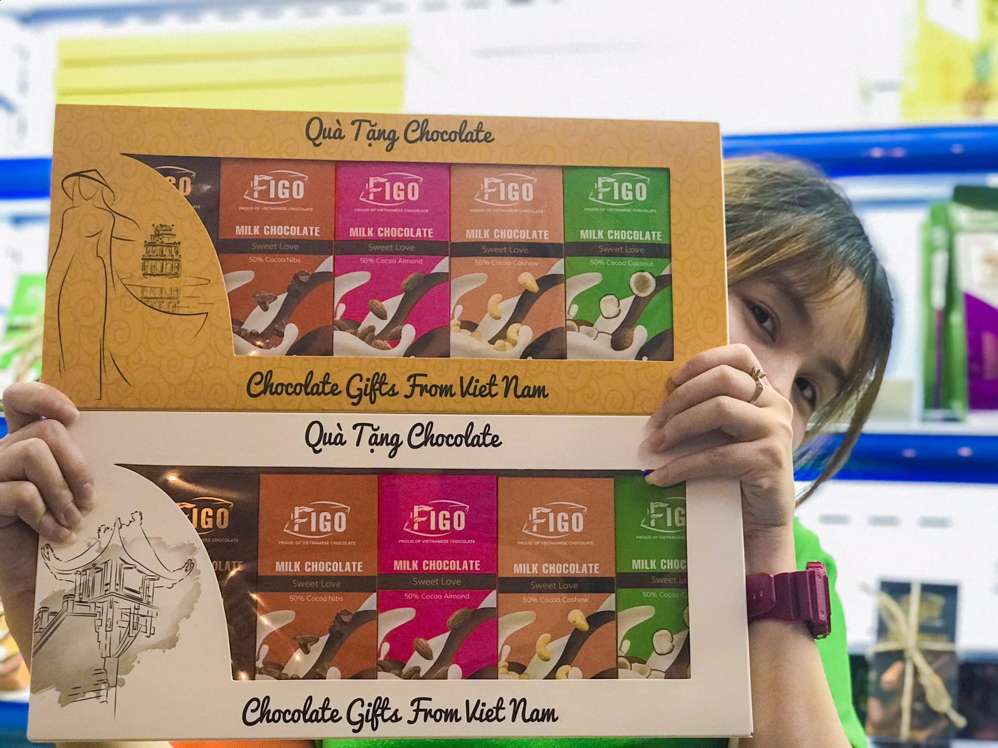 Socola cao cấp ngon mua ở F5Fruit Shop - Trái cây Nhập Khẩu Khánh Hoà, Nha Trang
