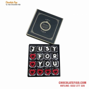 Ý nghĩa của quà tặng socola Valentine